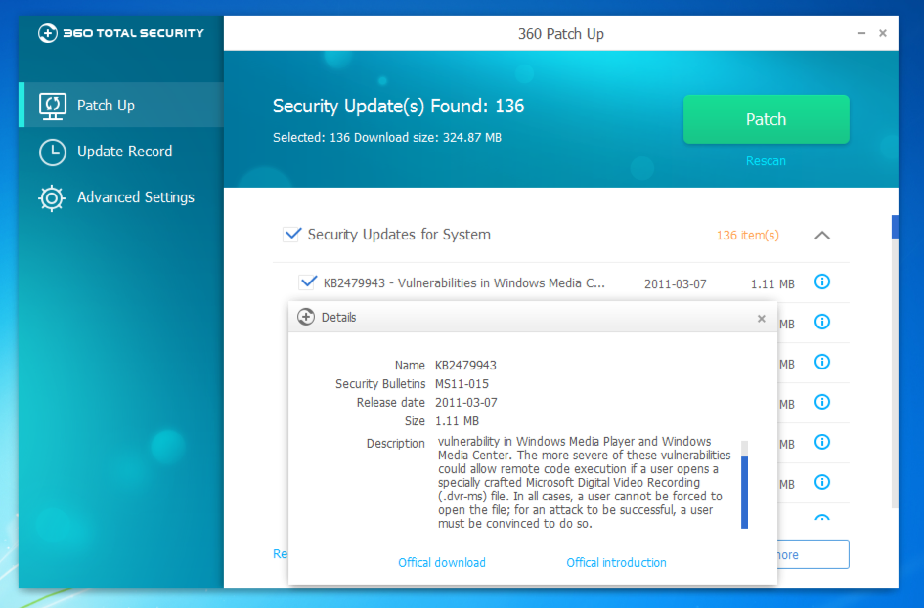 download 360 total security premium free