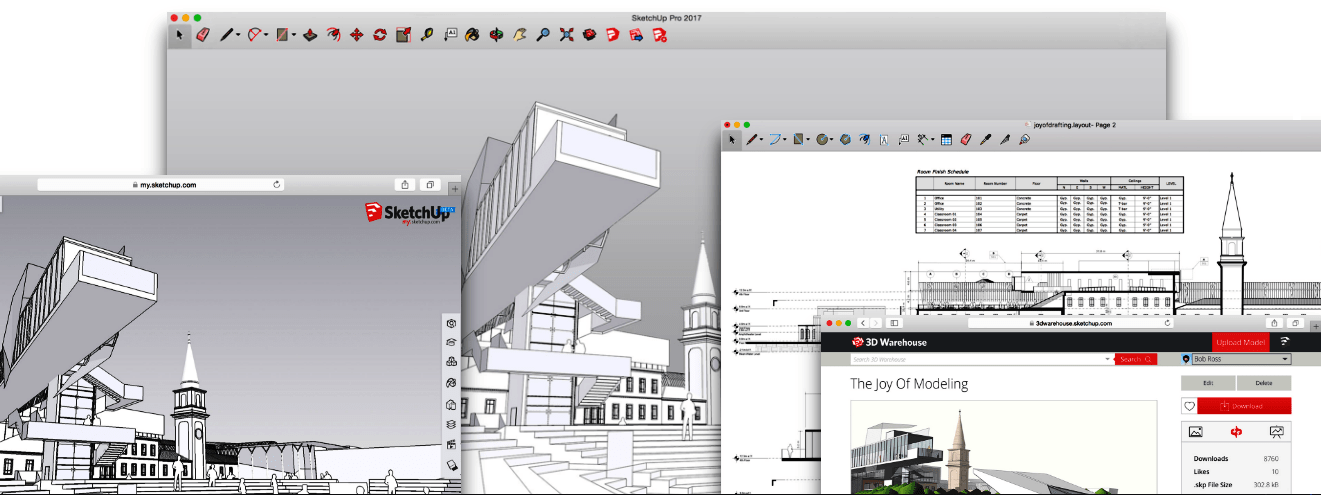 Google Sketchup Pro 2019 Download With Crack Full Version