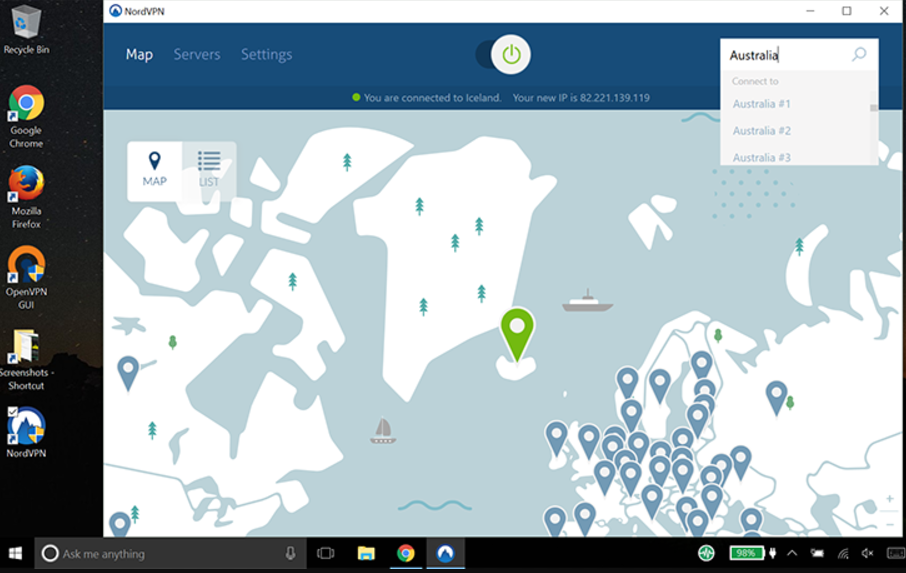 NordVPN 2019 Crack v6 19 6 Incl Patch Get Full Setup Free | Dock Softs