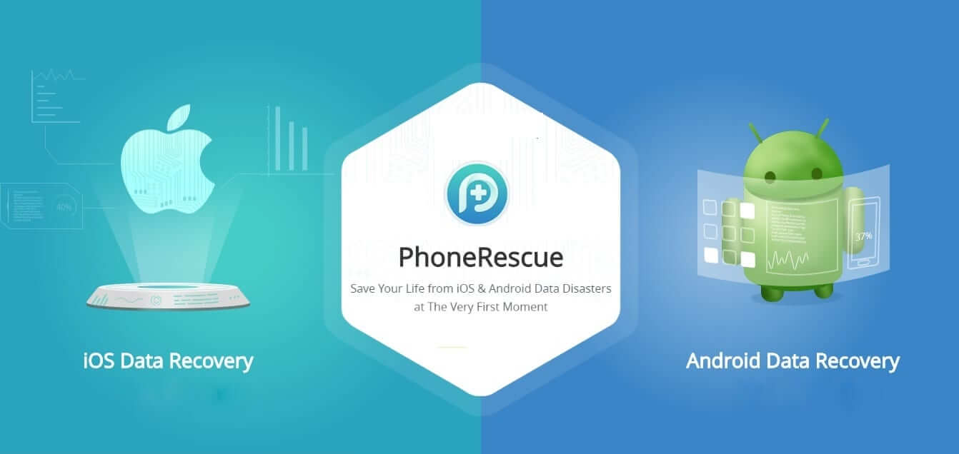 PhoneRescue 3.7.2 Crack