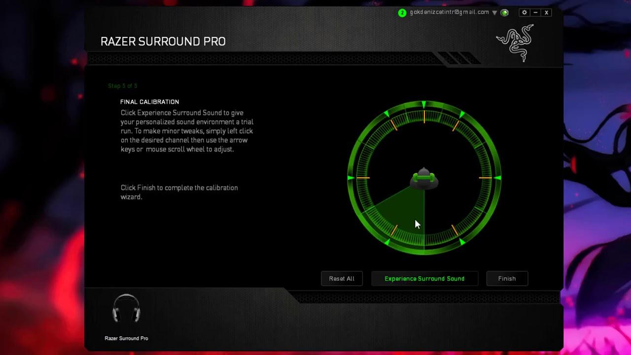 Razer Surround Pro License Key