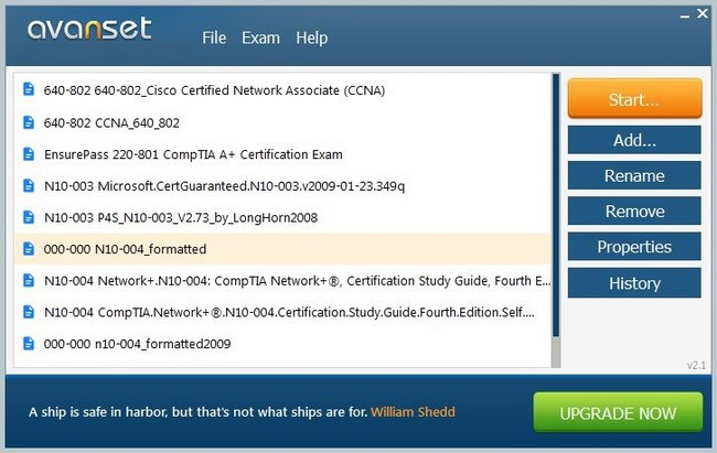 VCE Exam Simulator Crack