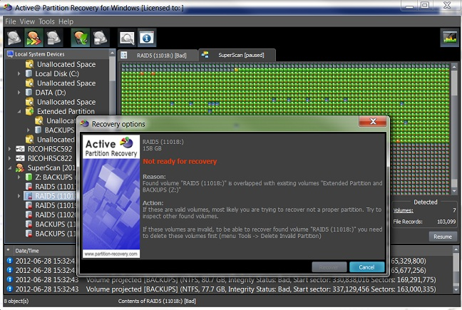 Active Partition Recovery Serial Key