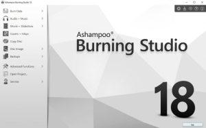 Ashampoo Burning Studio 18 Activation Key, Crack Download