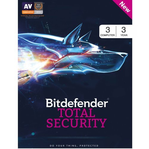 Bitdefender Total Security 2019 With Crack, Serial Num
