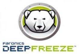 Deep Freeze Standard Crack
