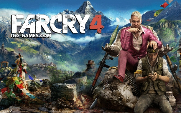 FAR CRY 4 GOLD EDITION Crack