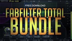 FabFilter Total Bundle 2019 + Crack Full Version Free