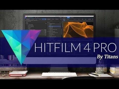 HitFilm 4 Pro Latest version with Crack File Free Download