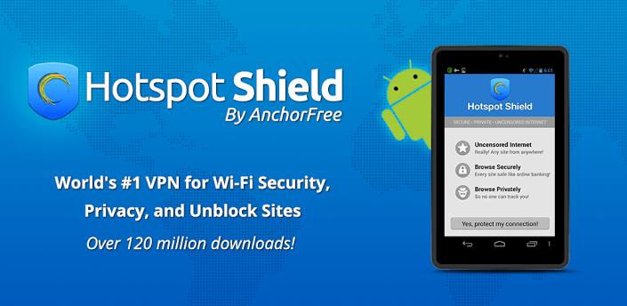 Hotspot Shield VPN Elite Crack v7.20 With License Number
