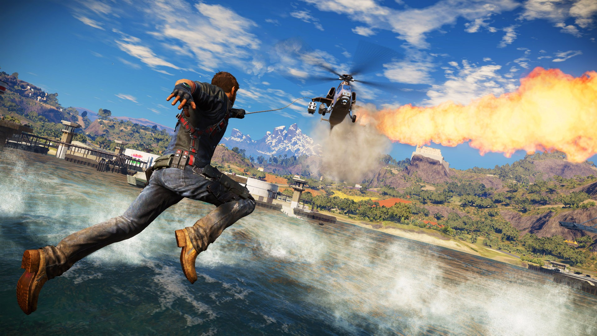 Just Cause 3 Cracked