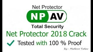 Net Protector Antivirus 2019 Crack + Product Key [NPAV]