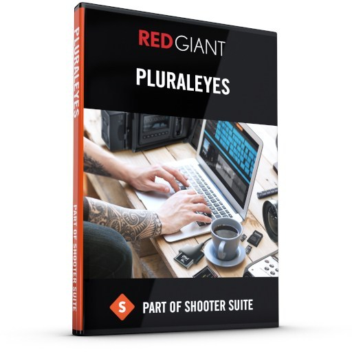 PluralEyes Red Giant 4.1.6 Crack, Keygen Free Download