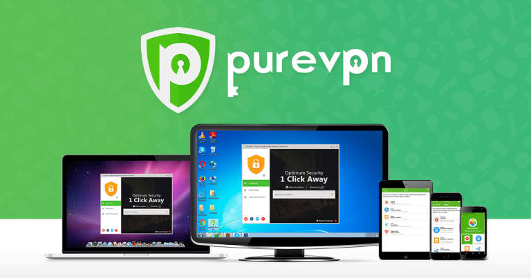 PureVPN With Crack v6.2.2.0 Free Full & Keygen 2019