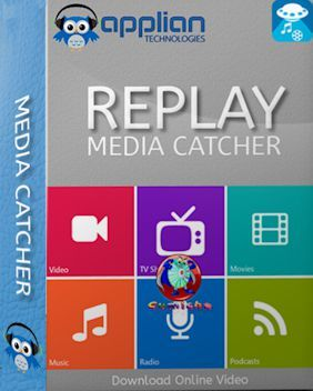 Replay Media Catcher Crack 7 Serial Key Full Setup Free