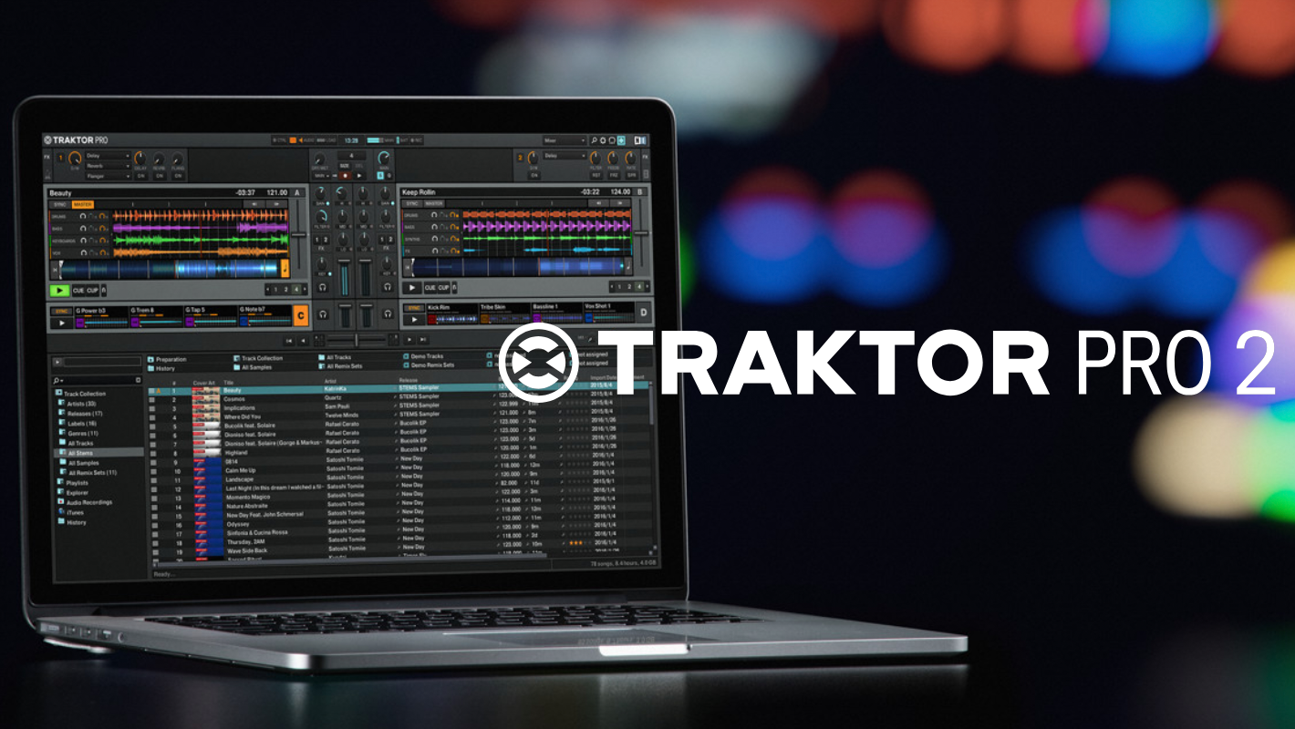 Traktor Pro 2.6.3 Download Crack Dmg