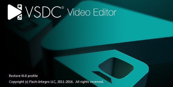 VSDC Video Editor Pro 5.8 Crack Full Latest Verison License