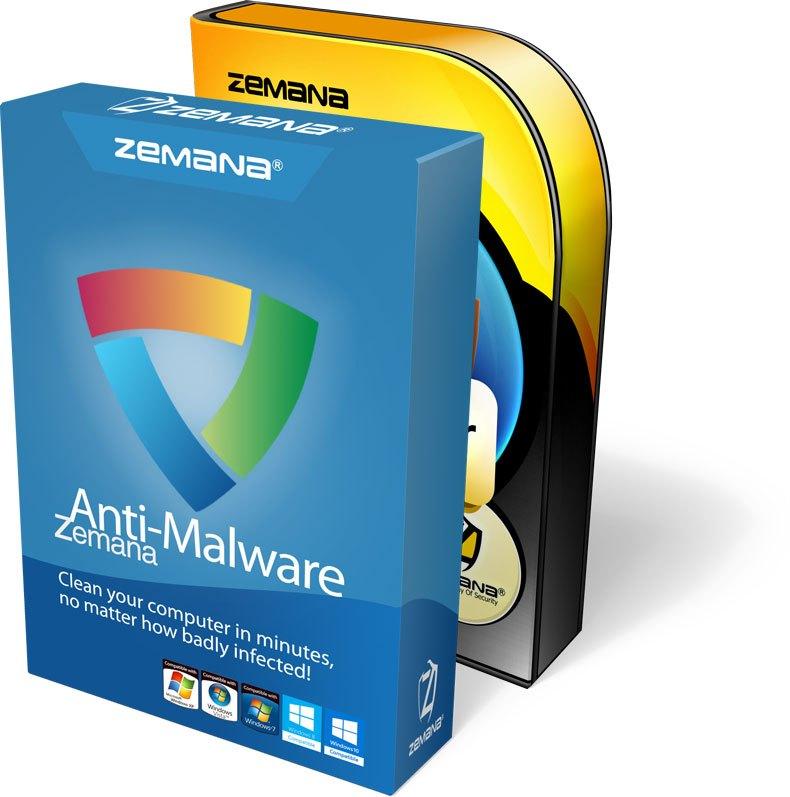 Zemana AntiMalware Premium Free 1 Year License Keygen